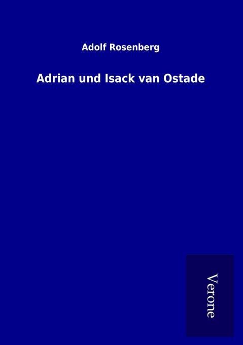 Adrian und Isack van Ostade als Buch (kartoniert)
