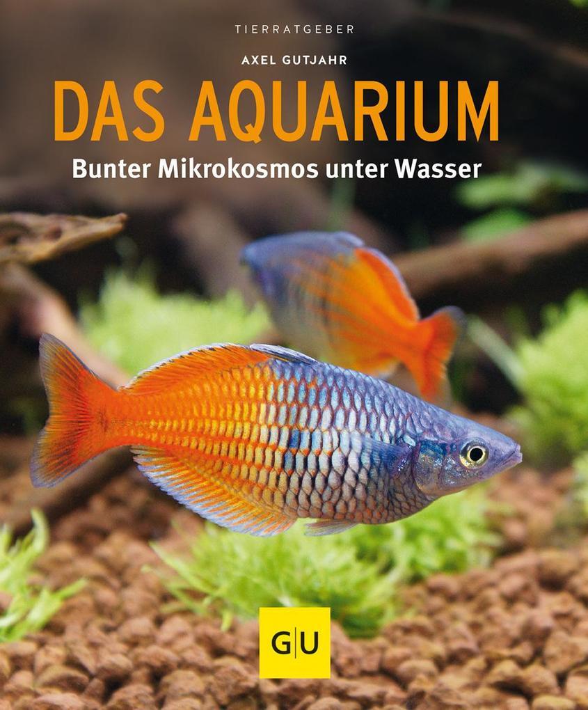 Das Aquarium als Buch (kartoniert)