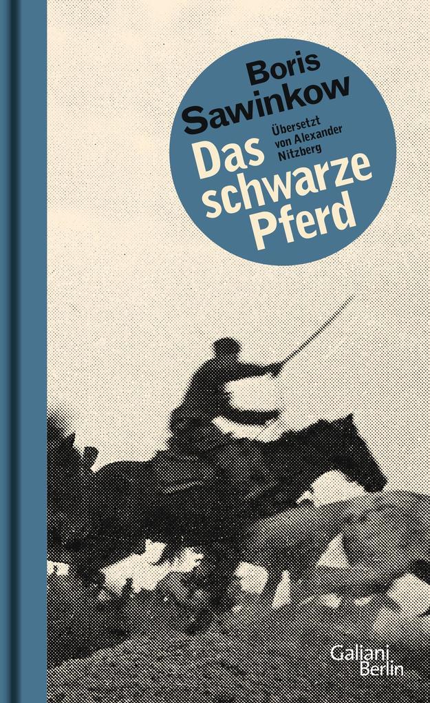Das schwarze Pferd als Buch (gebunden)