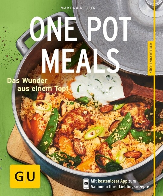 One Pot Meals als Buch (kartoniert)