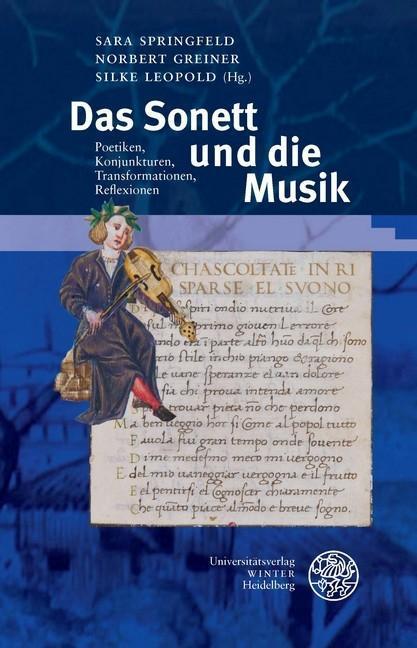 Das Sonett und die Musik als eBook pdf