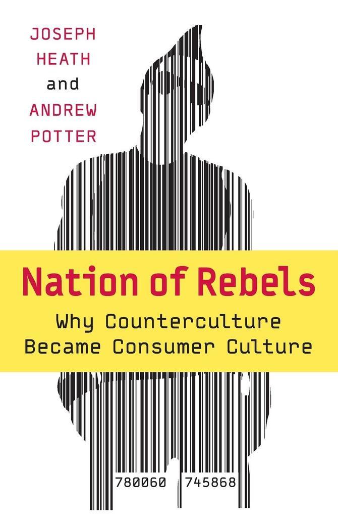 Nation of Rebels als Buch (kartoniert)
