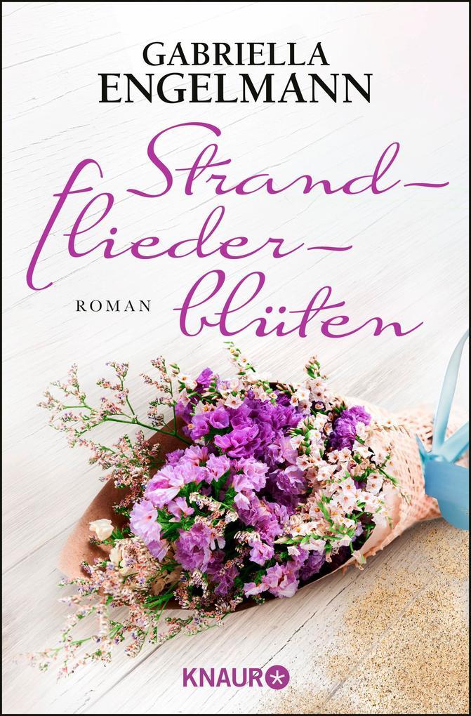 Strandfliederblüten als Taschenbuch