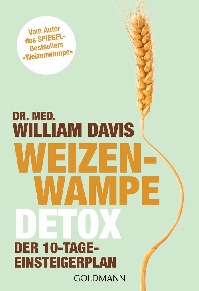 Weizenwampe - Detox als eBook