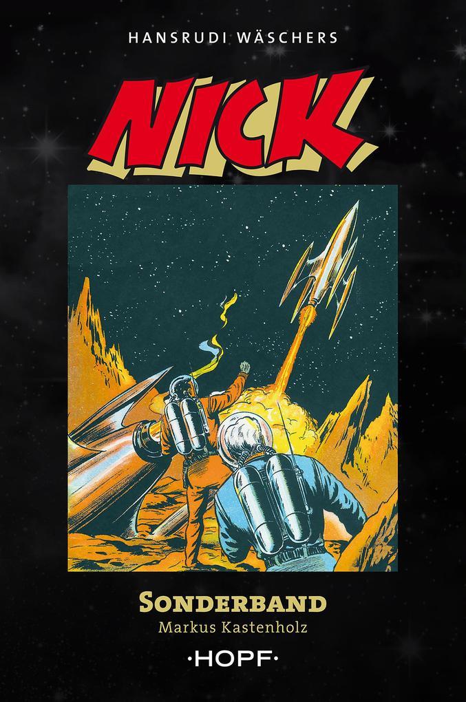 Nick Sonderband als eBook epub