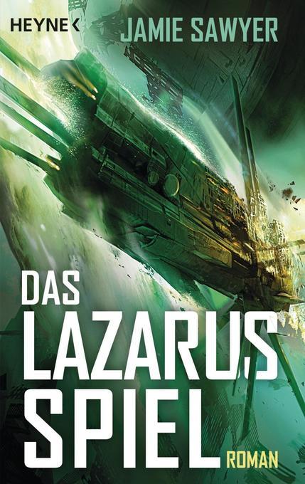 Das Lazarus-Spiel als Taschenbuch