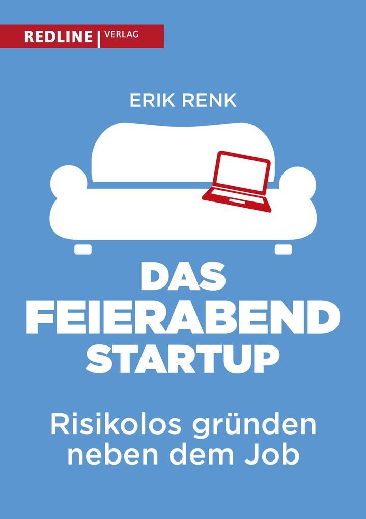 Das Feierabend-Startup als eBook epub
