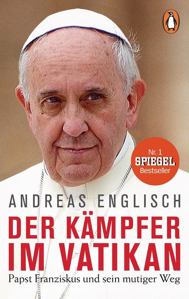 Der Kämpfer im Vatikan als Taschenbuch