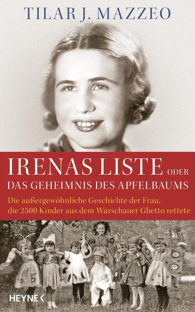 Irenas Liste oder Das Geheimnis des Apfelbaums als Buch