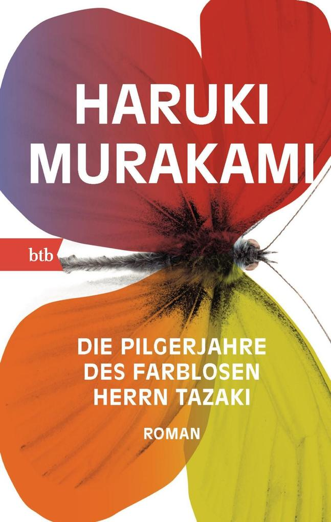Die Pilgerjahre des farblosen Herrn Tazaki als Taschenbuch