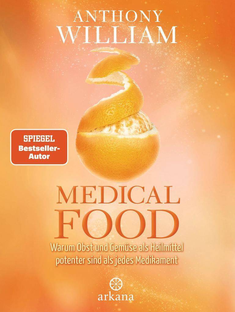 Medical Food als Buch (gebunden)