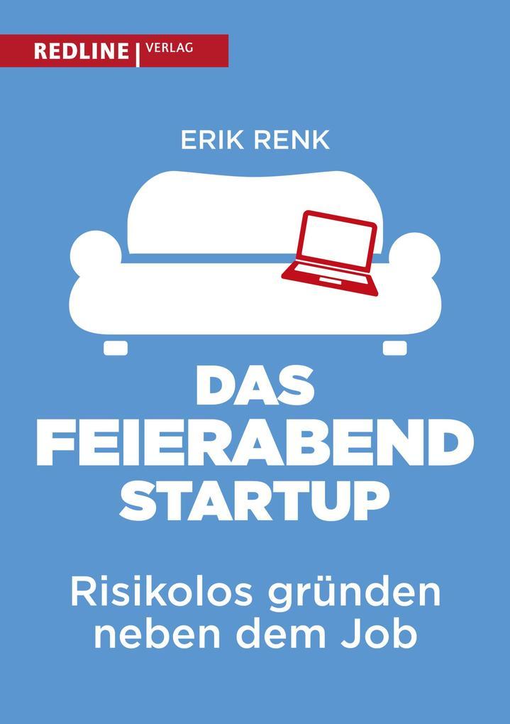 Das Feierabend-Startup als Buch (kartoniert)