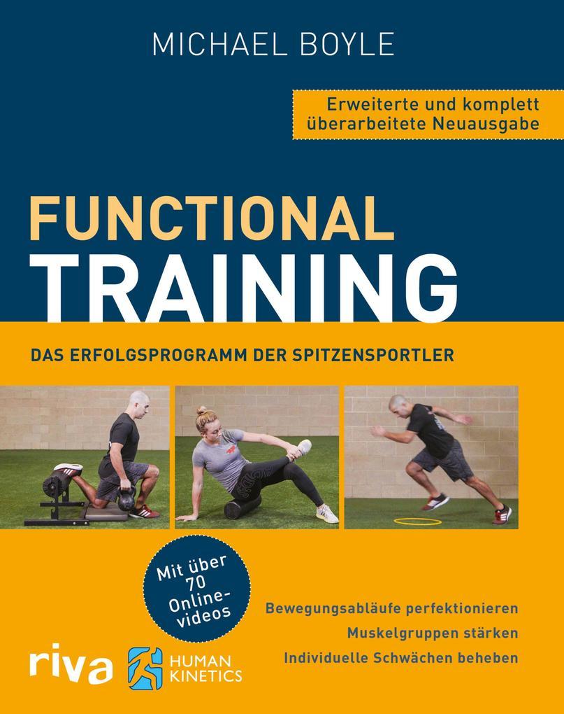 Functional Training - Erweiterte und komplett überarbeitete Neuausgabe als eBook epub