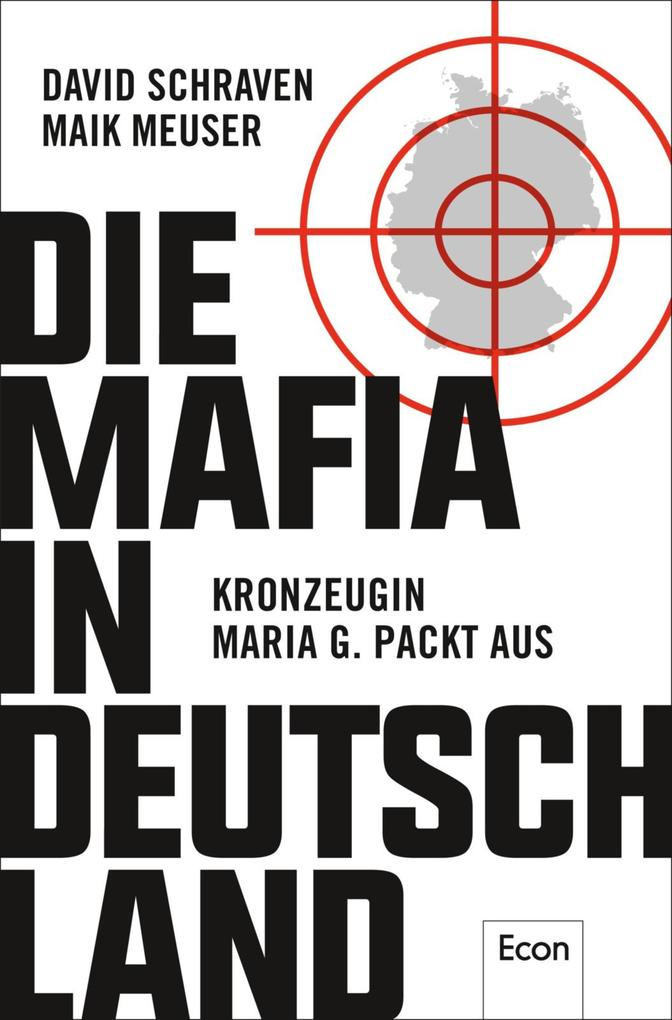 Die Mafia in Deutschland als eBook epub