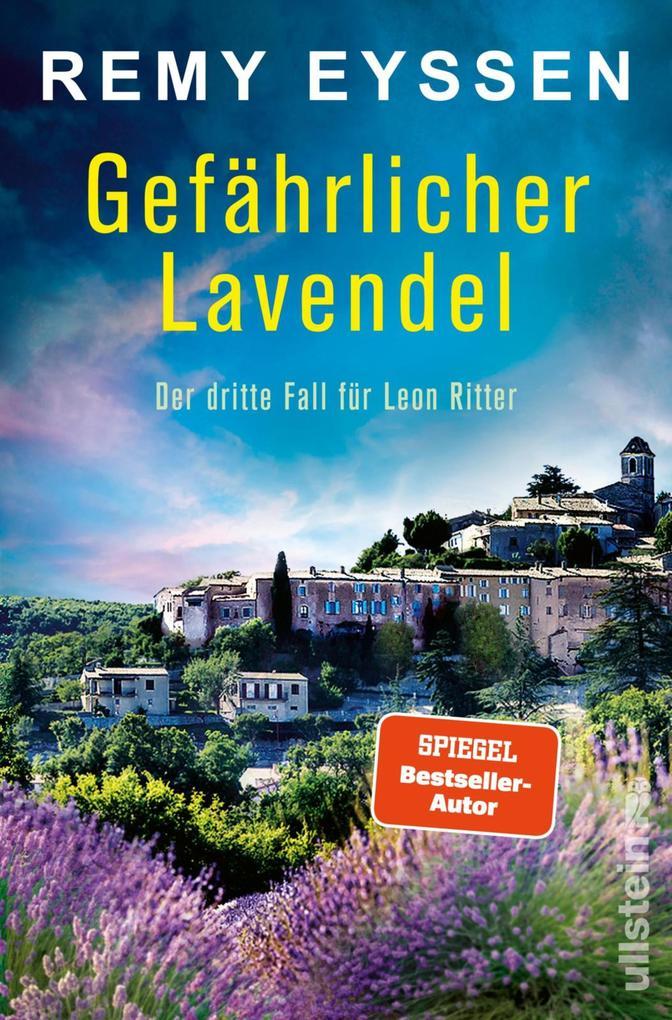 Gefährlicher Lavendel als eBook epub