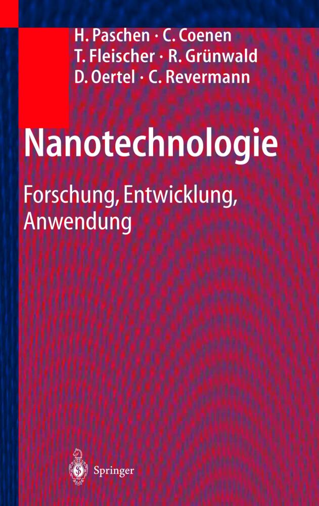 Nanotechnologie als Buch (gebunden)
