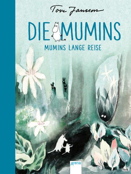 Die Mumins (1). Mumins lange Reise als Buch (gebunden)