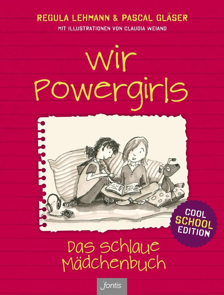 Wir Powergirls als Buch (kartoniert)