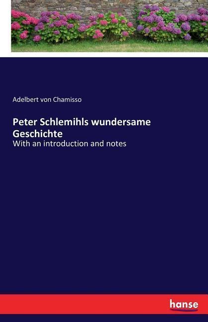 Peter Schlemihls wundersame Geschichte als Buch (kartoniert)