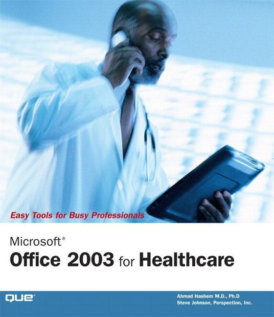 Microsoft Office 2003 for Healthcare als Buch (kartoniert)