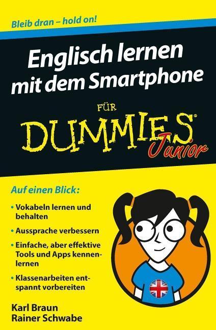 Englisch lernen mit dem Smartphone für Dummies Junior als Buch (kartoniert)