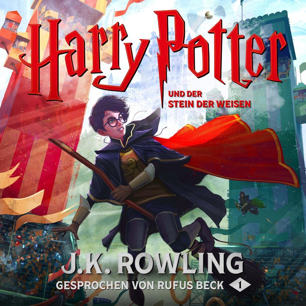 Harry Potter und der Stein der Weisen als Hörbuch Download