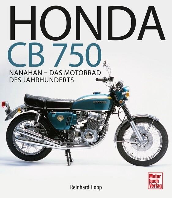 Honda CB 750 als Buch (gebunden)