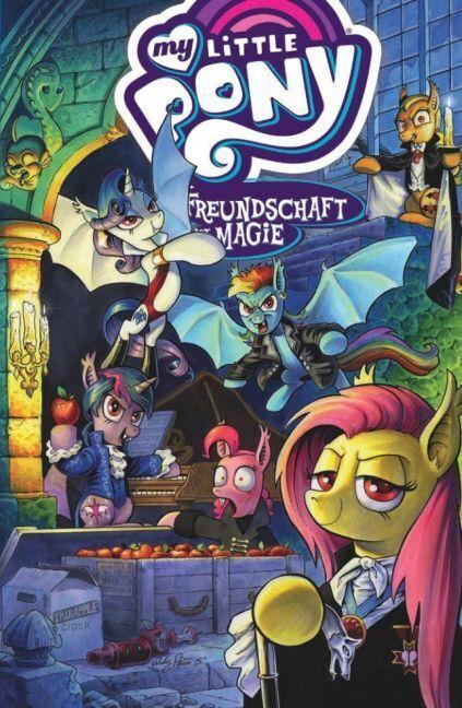 My little Pony 08 - Freundschaft ist Magie als Taschenbuch