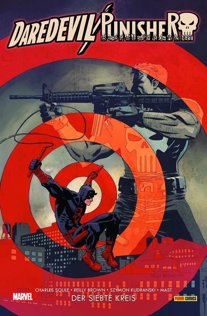 Daredevil/Punisher: Der siebte Kreis als Taschenbuch
