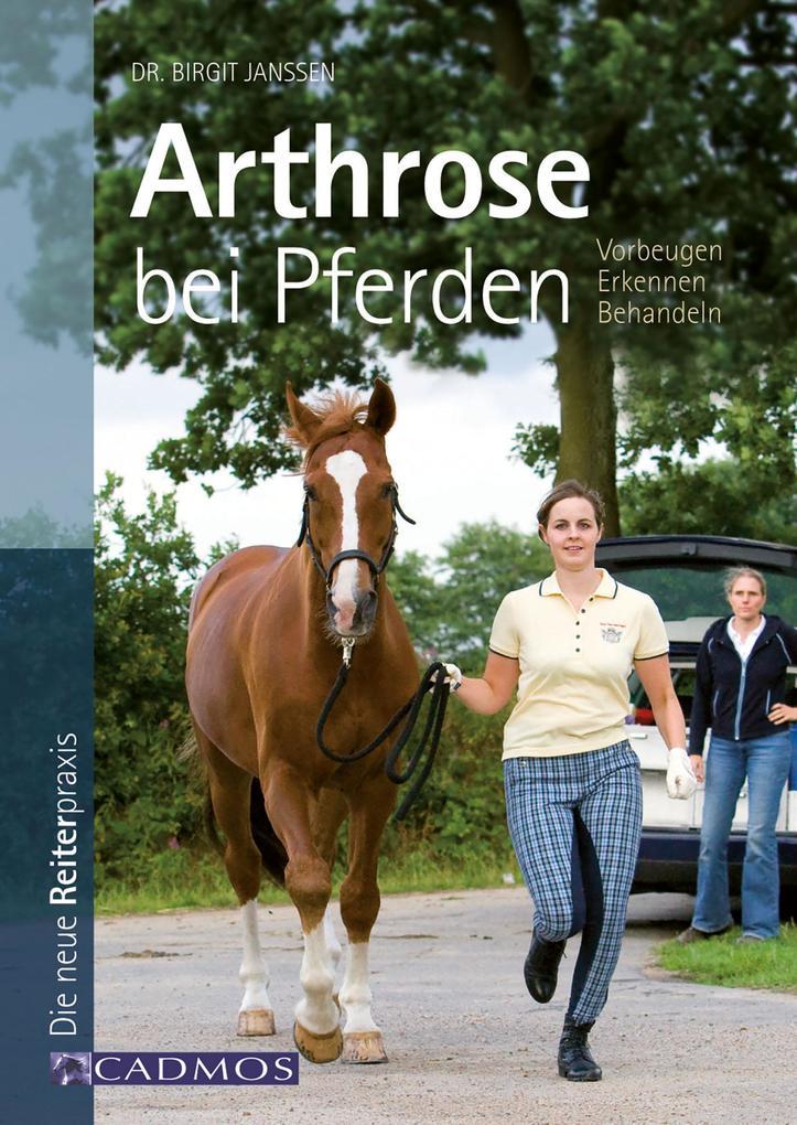 Arthrose bei Pferden als eBook epub