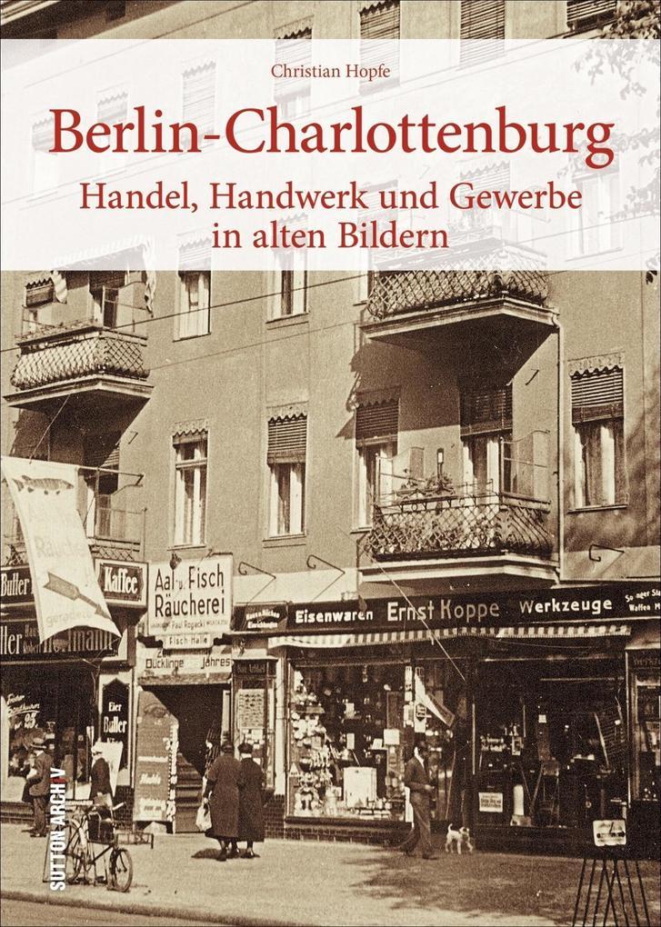 Berlin-Charlottenburg als Buch (gebunden)