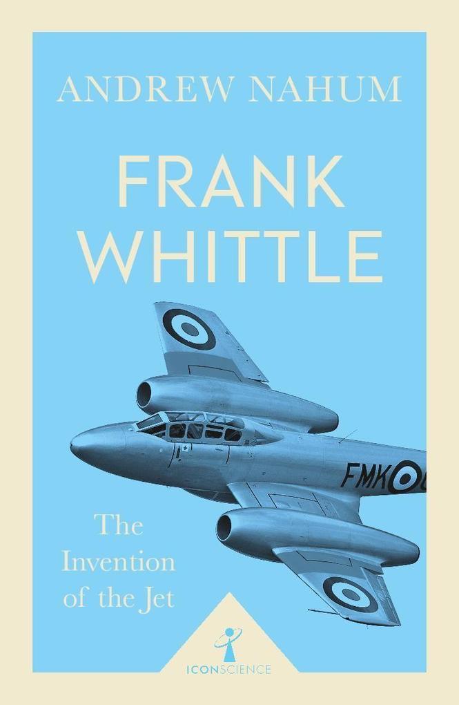 Frank Whittle (Icon Science) als Taschenbuch