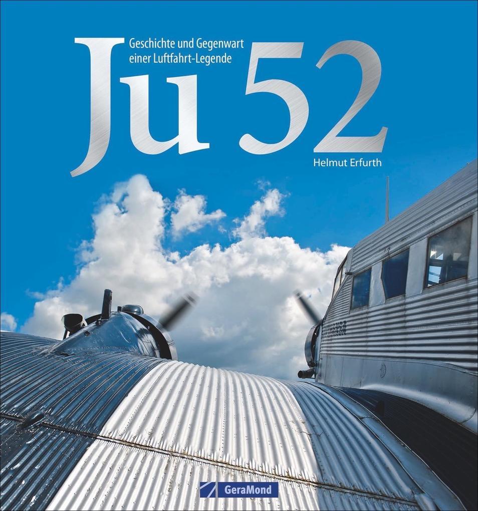 Ju 52 als Buch (gebunden)