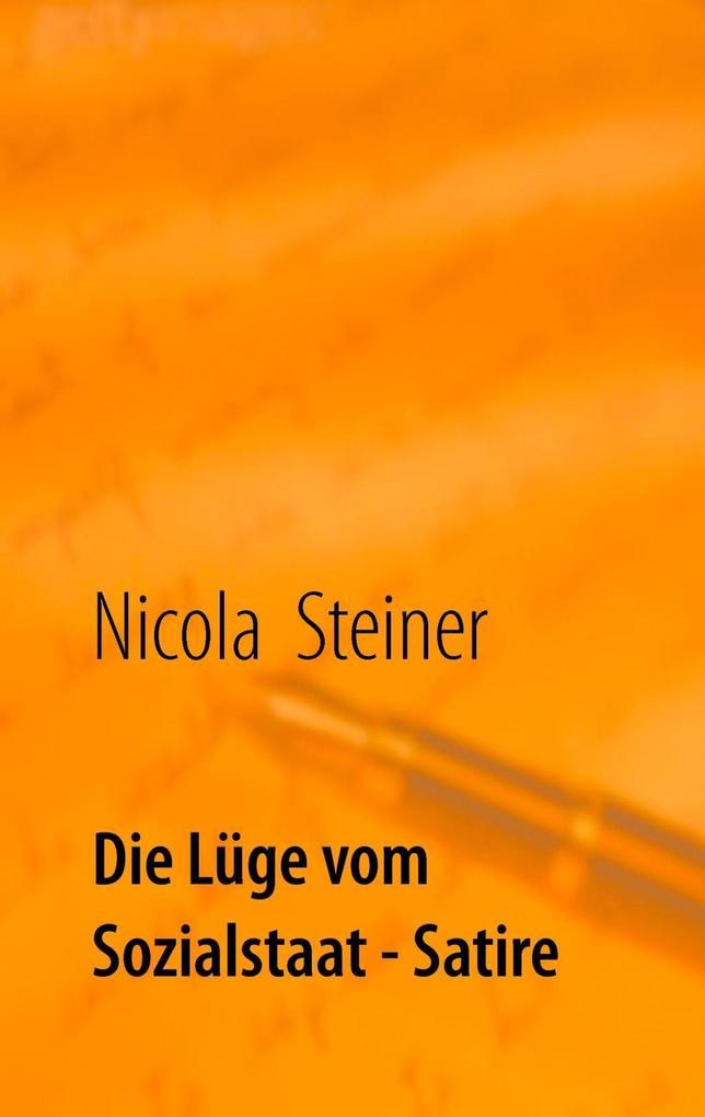 Die Lüge vom Sozialstaat als eBook