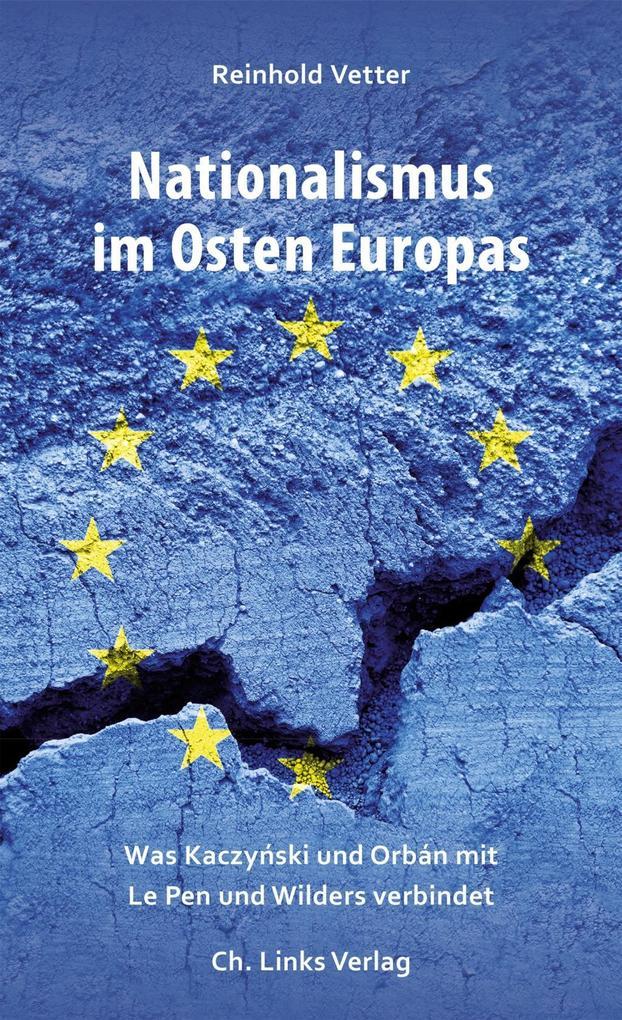 Nationalismus im Osten Europas als Buch (kartoniert)