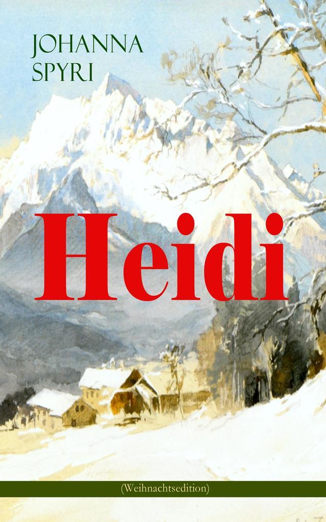 Heidi (Weihnachtsedition) als eBook epub