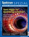 Vom Higgs zur Quantengravitation