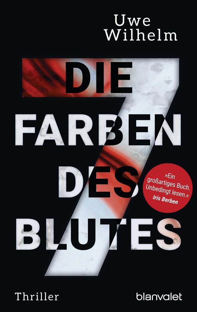 Die sieben Farben des Blutes als eBook epub