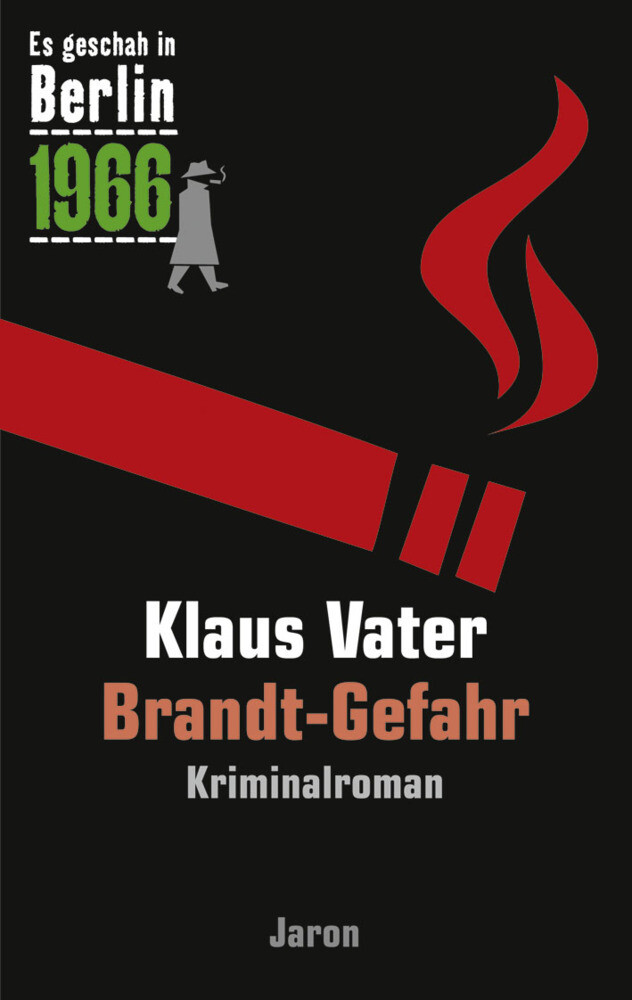 Brandt-Gefahr als Buch (kartoniert)