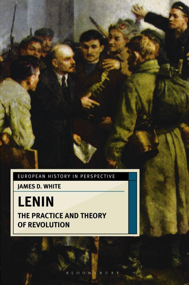 Lenin als Buch (kartoniert)