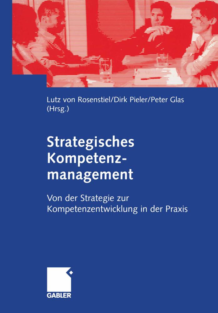 Strategisches Kompetenzmanagement als Buch (kartoniert)