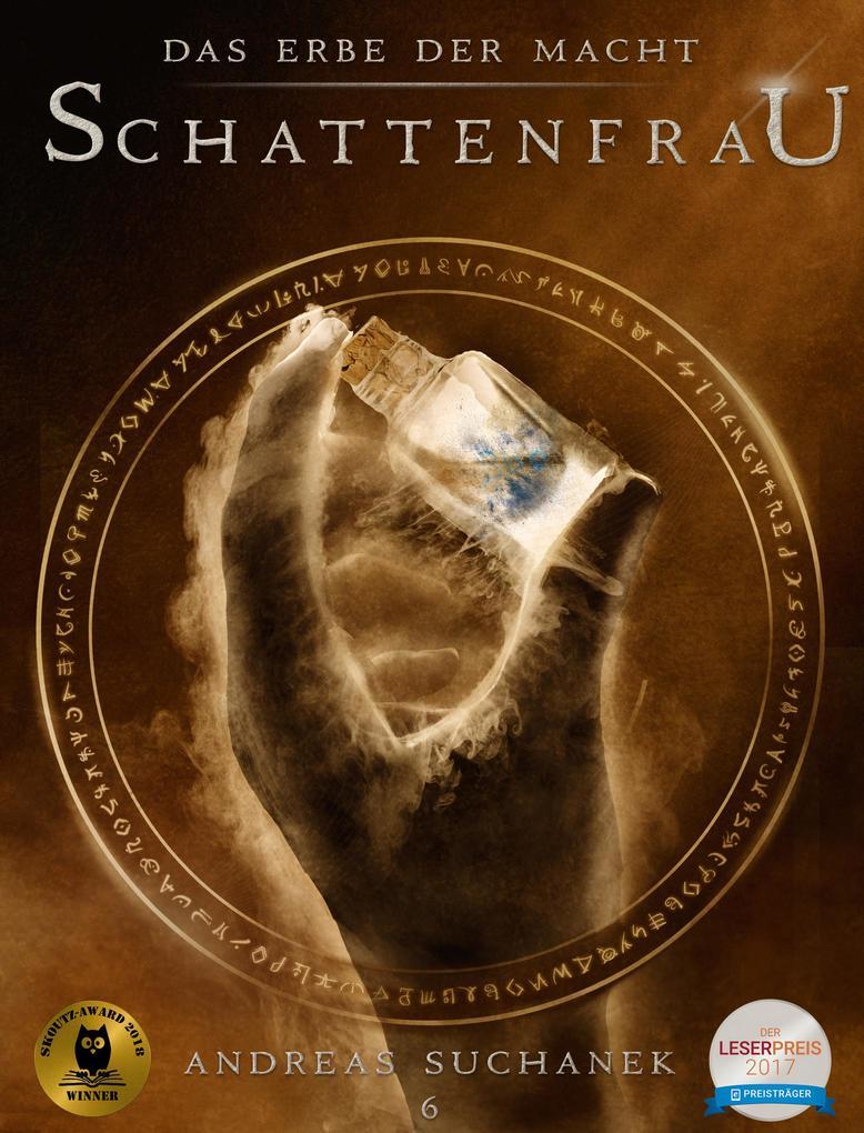Das Erbe der Macht - Band 6: Schattenfrau als eBook epub