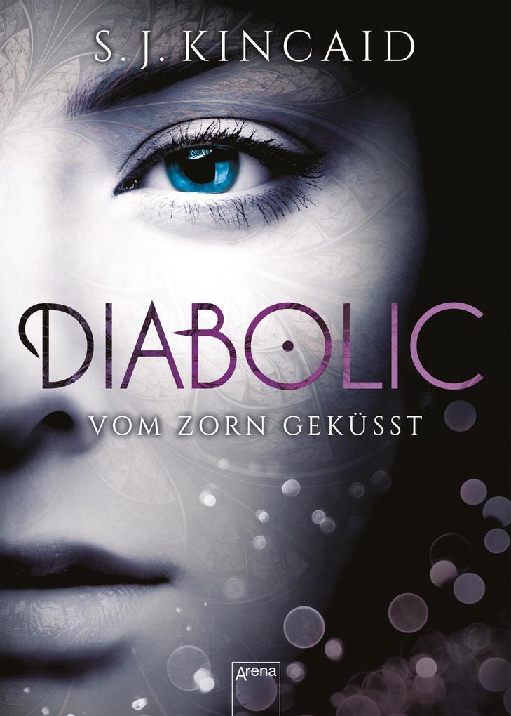 Diabolic (1). Vom Zorn geküsst als eBook epub