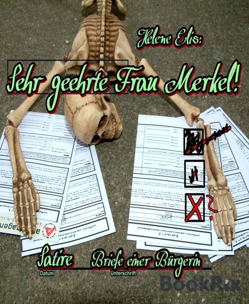 Sehr geehrte Frau Merkel! als eBook epub