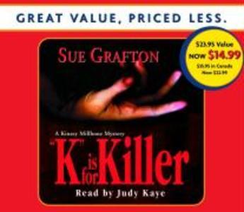 K Is for Killer als Hörbuch CD