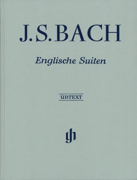 Englische Suiten BWV 806-811 als Buch (gebunden)