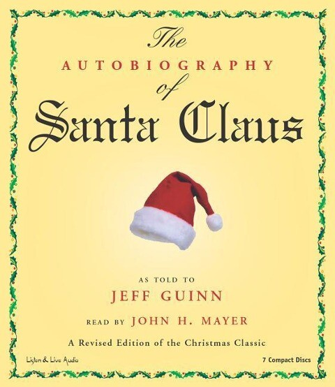 The Autobiography of Santa Claus als Hörbuch CD