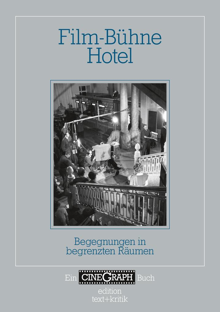 Film-Bühne Hotel als eBook epub