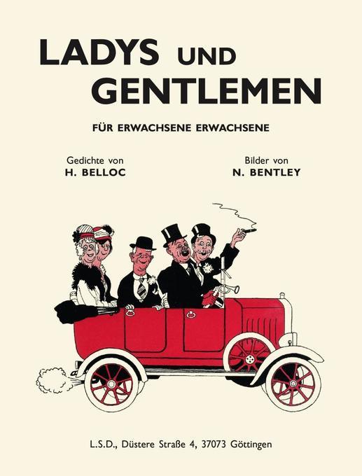 Ladys und Gentlemen als Buch (gebunden)