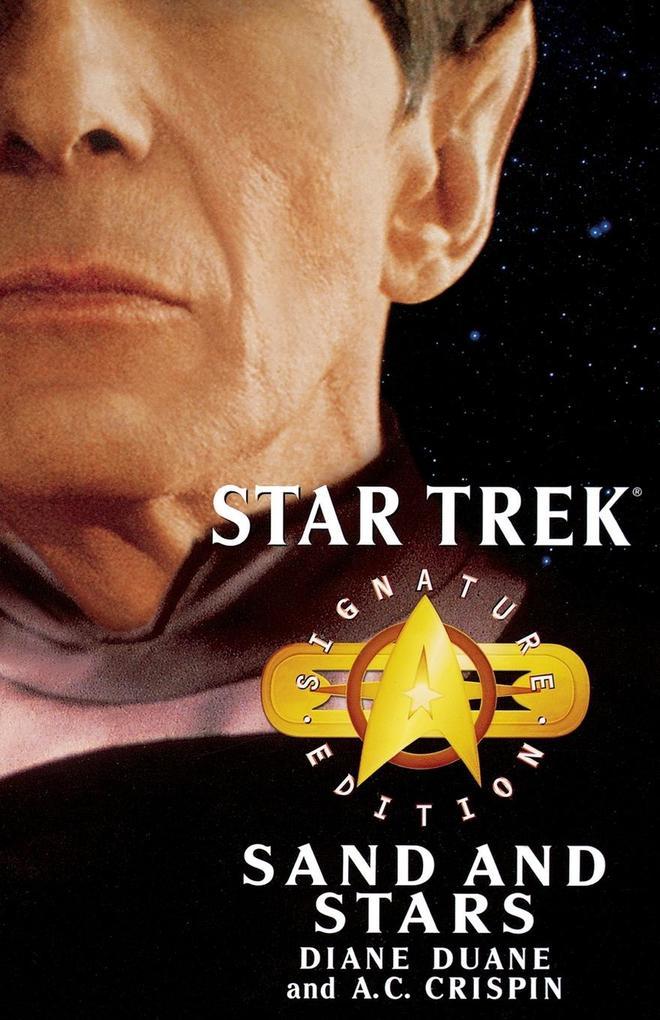 Star Trek: Signature Edition: Sand and Stars als Taschenbuch